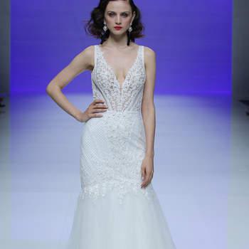 Maggie Sottero - Credits: Barcelona Bridal Fashion Week