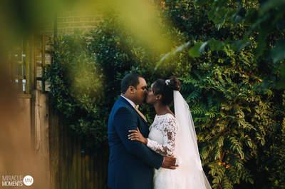 Michaela and Robert's Warm and Wonderful Wedding!