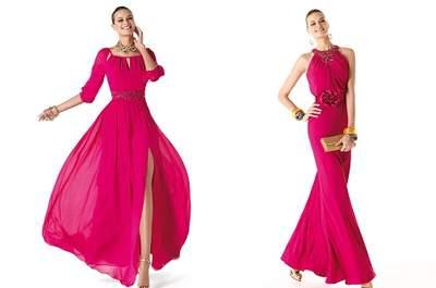 Vestidos de festa madrinhas e convidadas outono/inverno 2013: cores e modelos para todos os gostos e estilos