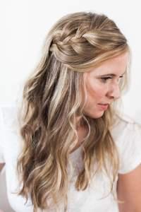 Peinados de novia con trenzas 2017