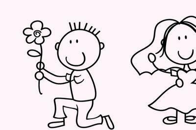 Das Flipbook: Die wohl originellste Geschenkidee zum Hochzeitstag