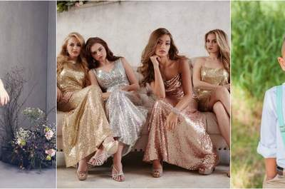 Label'Emotion bring us the top trends in bridal party fashion!