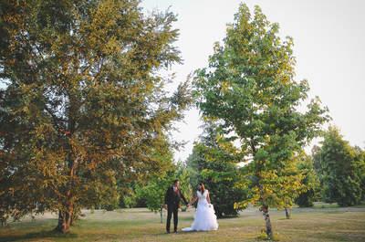 El matrimonio de Javiera y Héctor en los lindos paisajes de Panguipulli, ¡totalmente mágico!