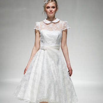 Dress by Qiana Bridal. Image: Christopher Dadey for White Gallery 2014