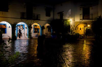 Bendita tu luz: la boda de Ana y José Ángel