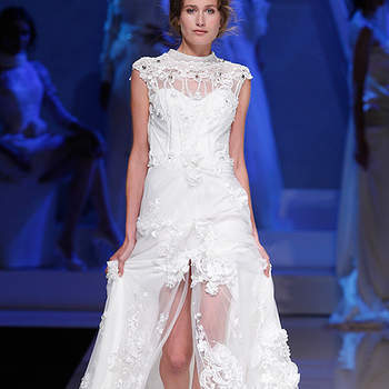 YolanCris 2013. Photo: Barcelona Bridal Week