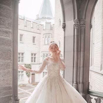 Cinderella by Alure Bridals | Credits: Disney