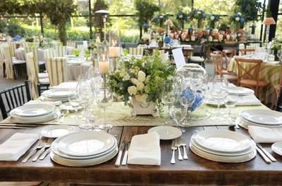Banquetes para bodas en CDMX: 12 empresas TOP que deleitarán tu paladar