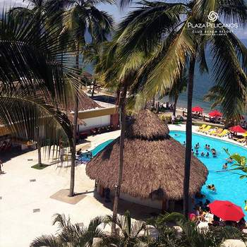"<a href=""https://www.zankyou.com.mx/f/plaza-pelicanos-grand-beach-resort-44522""> Foto: Plaza Pelícanos Beach Resort </a>"