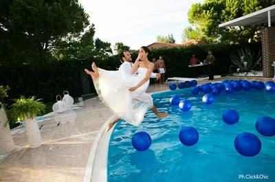5 idee TOP perchè la vostra festa di matrimonio sia la più divertente del mondo!