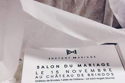 Instant Mariage présente son premier salon à Biarritz !