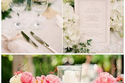 Hochzeitsdeko selbst gemacht - kreative Ideen für eine individuelle Dekoration