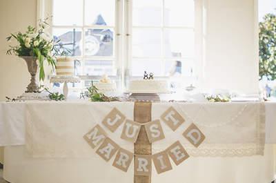 Conseils malins pour décorer les tables de votre mariage