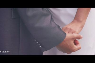 Real Wedding: Ein Hochzeitsvideo von Stefania und Luciano