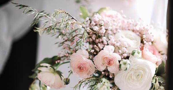 As 10 melhores flores para decorar o seu casamento, a sua