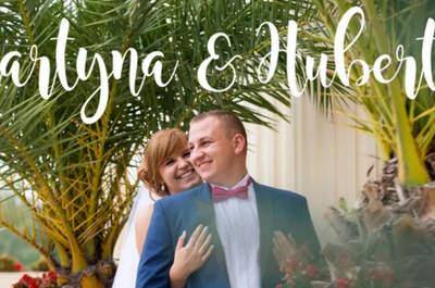 Zapowiedź widea ślubnego we wspaniałym wykonaniu! Zobacz koniecznie.