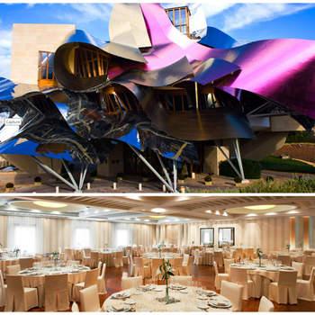 Credits: Hotel Marqués de Riscal - España