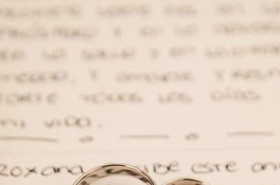 Recuerdos del 1 al 10: Las tomas obligadas en tu álbum de bodas