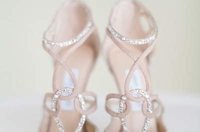 Zapatos de novia Jimmy Choo 2016 para tu gran día, ¡lo mejor de la moda a tus pies!