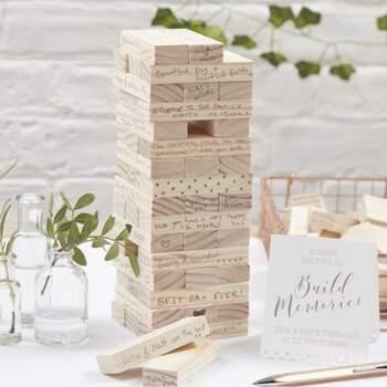 Livre D'or Brique D'amour - The Wedding Shop !