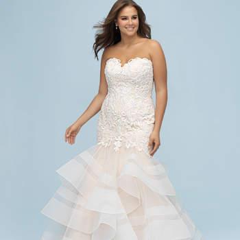 W444F, Allure Bridals