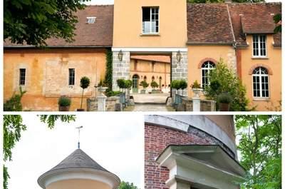 Les plus beaux domaines pour votre mariage en Seine-et-Marne