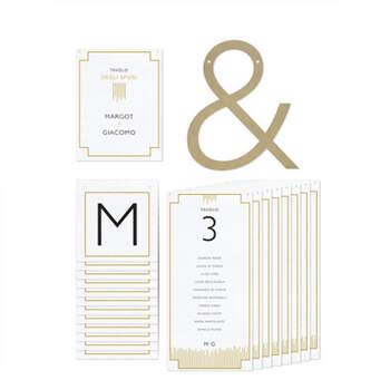 Seating Plan Oro- Compra en The Wedding Shop