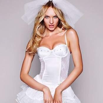 Te atreverías a sorprender a tu pareja con esta ropa en la noche de bodas!
