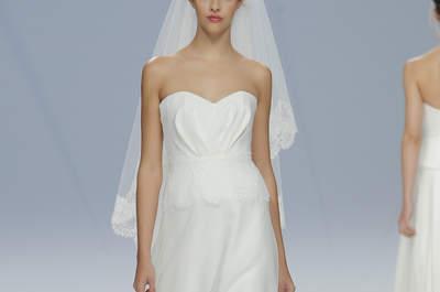 Vestidos de novia Cymbeline 2017: De Francia para el mundo... ¡Elegancia pura!
