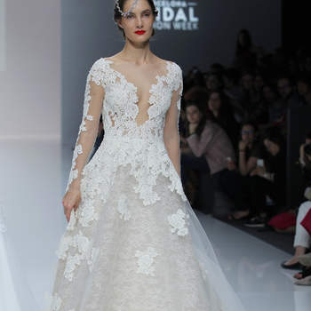 Cymbeline Créditos: Barcelona Bridal Fashion Week