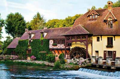 Le Moulin de Fourges, un mariage bucolique et raffiné au pays des impressionnistes