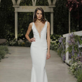 Pronovias. Créditos: Barcelona Bridal Fashion Week