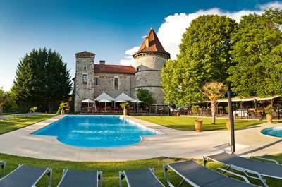 Les lieux de réception féériques pour votre mariage en Isère