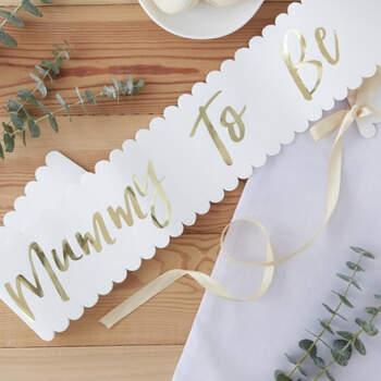 Banda Mummy To Be- Compra en The Wedding Shop