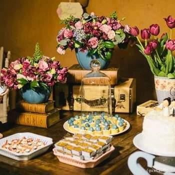 Malas antigas na decoração do casamento: vintage e chique!