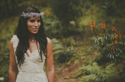 5 tipos de flores para la decoración de tu boda. ¡Elige la que más va contigo!