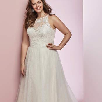 Vestidos de novia talla plus