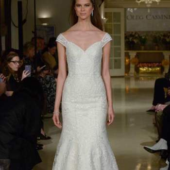 Oleg Cassini. Credits_ New York Bridal Week
