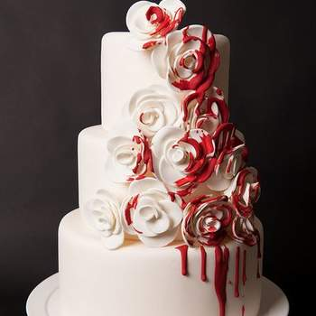 Photo : Miss Ladybird cakes