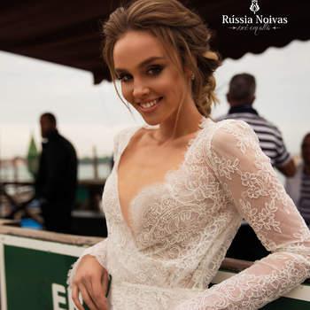 Modelo Fortuna | Foto: Rússia Noivas Divulgação