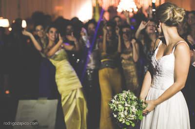 Pesquisa confirma: alegria dos brasileiros dão lugar às maiores festas de casamento do mundo