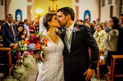 Casamento rústico alegre e colorido de Márcia e René na Serra da Mantiqueira!