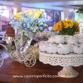 Credits: Casorio Perfeito Cerimonial e Decoração de Eventos