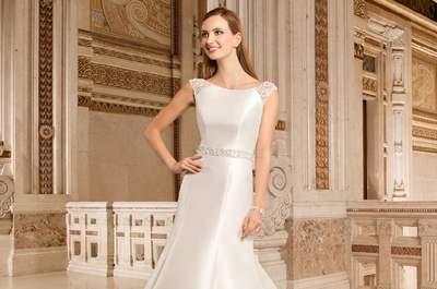 Brautkleider 2015: Welcher Brautkleid-Ausschnitt ist Ihr Favorit?