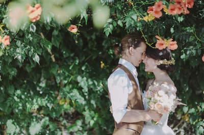 Marlene&Márcio: dois pedidos de casamento e um dia único e inesquecível!