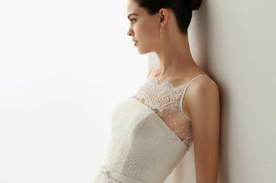Les accessoires Rosa Clara 2015 : la touche glamour de votre tenue de mariée