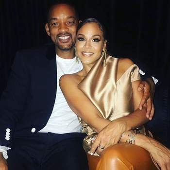 Will Smith e Jada Pinkett Smith | Foto via IG @will_and_jada_4_ever
