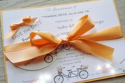 Partecipazioni di nozze: istruzioni per l'uso