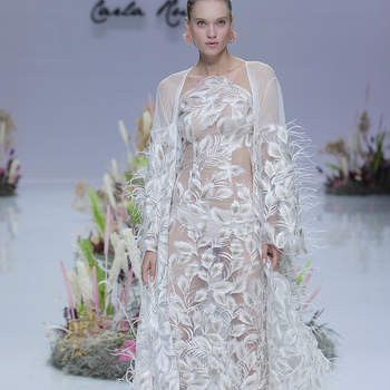 Barcelona Bridal Fashion week. Credits: Carla Ruiz