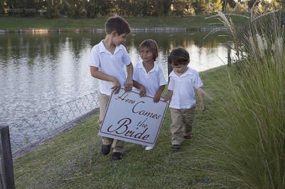 5 raisons de ne pas inviter d'enfants à son mariage